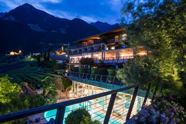 Ihr 5 Sterne Wellnesshotel In Meran Südtirol Spa Relax Hotel