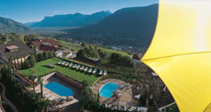 Hotel Erika in the magnificent countryside of South Tyrol