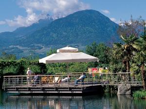 Botanischer Garten Südtirol - Trauttmansdorff
